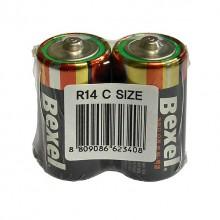 건전지(R14/SIZE C) 1팩(2개입) /배터리/밧데리