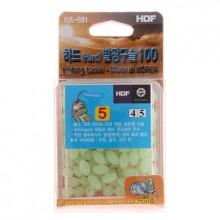 (해동)HA-681 하드 발광구슬100