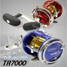 (바낙스)선상용 장구통릴 TR7000B/TR7000R(심해우럭)