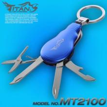 (타이탄)휴대용 다용도 멀티툴(MT2100)