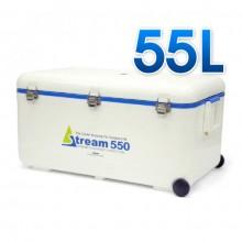 신와 스트림 550 아이스박스 55L