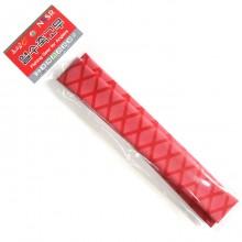 NSSR 최고급 열수축고무(100cm)빨강