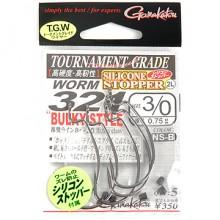 (가마가츠)토너먼트 그레이드 웜 321 벌키 스타일 와이드갭훅