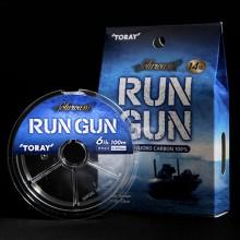(토레이)런건 카본라인 100M/낚시줄/배스/루어라인