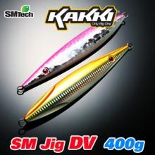 (에스엠텍)SM 메탈지그 DV-400g