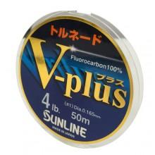 (선라인)브이 플러스 V-PLUS 바다카본목줄
