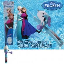 (세익스피어)디즈니 겨울왕국 어린이 낚시세트