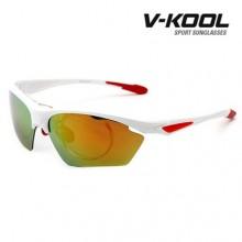 (브이쿨)VK-7155 편광변색 선글라스(도수클립가능)