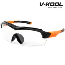 (브이쿨)VK-7167 편광변색 선글라스(블랙오렌지)