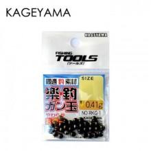 (카게야마)라쿠초 간다마 좁쌀순정봉돌