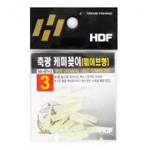 (해동)HA-671 축광케미꽂이[웨이브형]