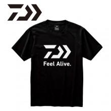 (다이와)DE-83009 슬리브 Fee Alive 반팔티셔츠