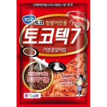 (토코)토코텍7 // 어분콩알떡밥 초경량어분
