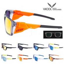 (브이쿨)VK2007 편광선글라스 (도수클립,바람막이포함) /썬글라스