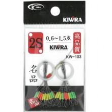 (키우라)KW-103 칼라스토퍼 (칼라찌멈춤고무)
