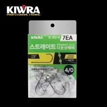 (키우라)K-312 스트레이트훅 다운샷채비