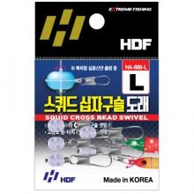 (해동)HA-888 스퀴드 십자구슬도래