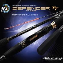 (NS)디펜더 하이브리드 TT/티타늄메탈톱/선상 올라운드(우럭외줄 살오징어 한치 문어 대구)