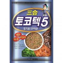 (토코)삼합 토코텍5 (새우+해초+오징어)/ 경기용EP어분