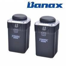 (바낙스)타이맥스-B 3500 전동릴배터리/삼성SDI Cell 적용/소형 수류탄배터리