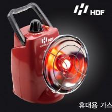 (해동)HC-1480 휴대용 가스히터/ 난로  난방용 겨울 방한