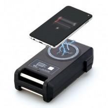 (피싱조이)전동릴배터리 브이백플러스 V100+(9800mAh) 무선충전 지원